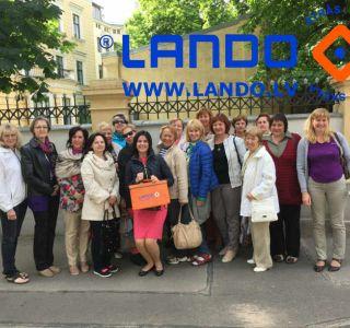 Jau ceturtā grāmatvežu grupa apmeklēja ātras iegaumēšanas un oratora meistarības treniņu Lando.lv.